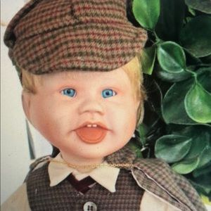 Marry Barry Doll Collectible Born to be Famous